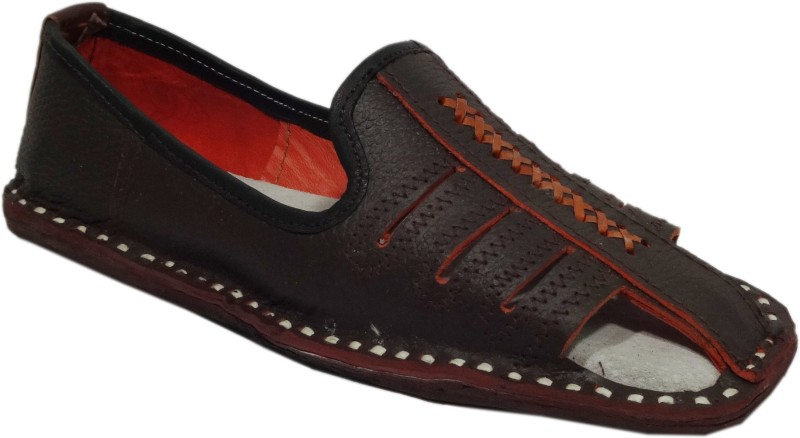 paduki-ethnic-shoes-mojaris-for-menburgundy