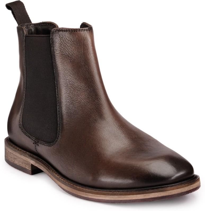 Teakwood Boots For Men(Brown)