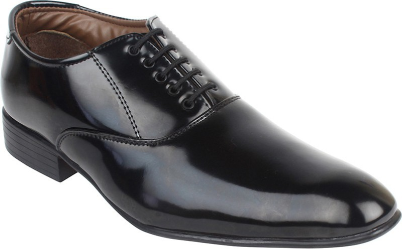 Guava Lace Up For Men(Black)
