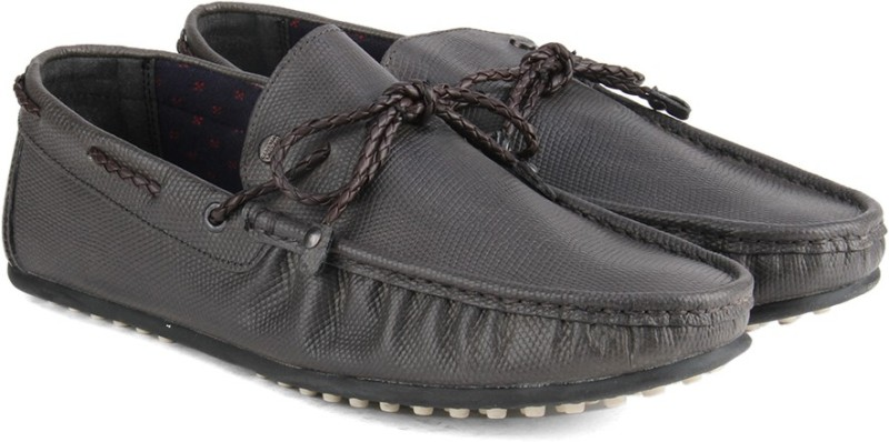 Carlton London -Mr.CL Loafers For Men(Black)