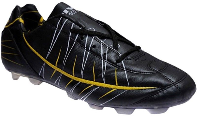 Nivia Football Shoes For Men(Black)