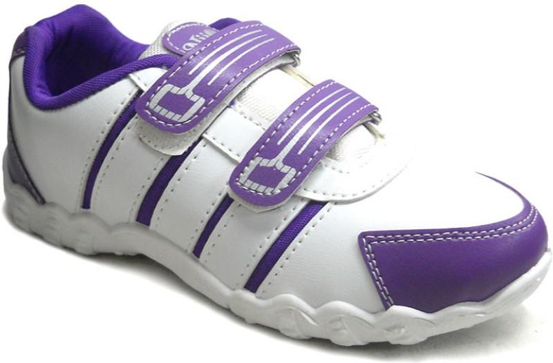 Fast Trax LB-06_7 Women's Walking Shoes For Women(39, Purple) image
