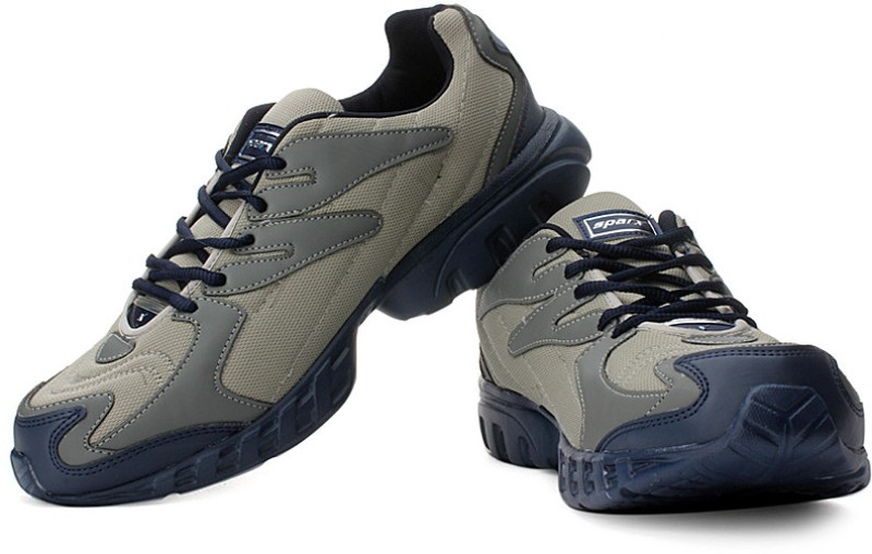 Sparx Running Shoes(Navy, Blue, Grey)