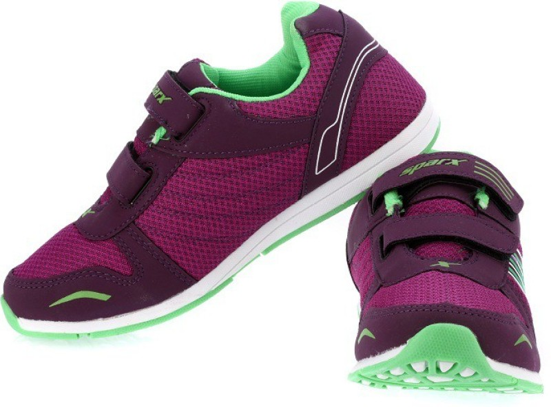 Sparx Running ShoesMaroon Green
