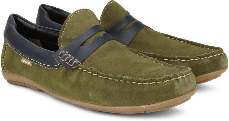 U.S. Polo Assn Loafers For Men(Green, Navy)