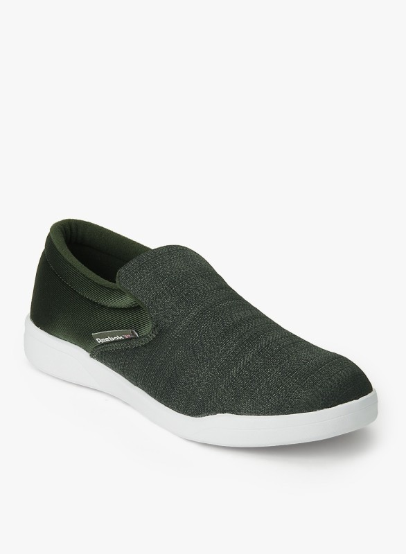 REEBOK COURT SLIP ON Men Loafers For Men(Green)
