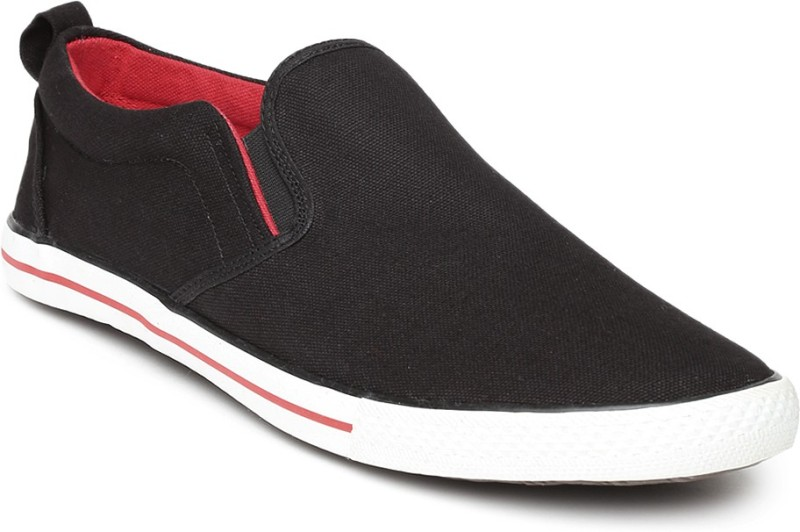 Roadster Outdoor Shoes For Men(Black)