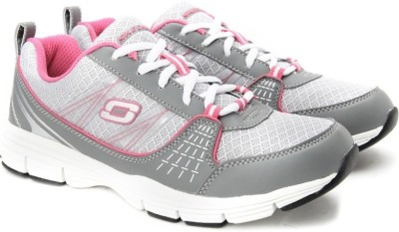 Skechers UNINTERRUPTED Gym  Fitness ShoesGrey Pink