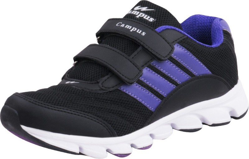 Campus MARINE Running ShoesBlack Purple