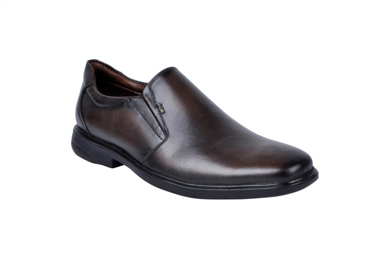 Hitz Formal Slip On For Men(Brown)