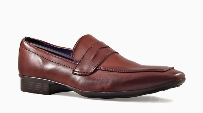 Knotty Derby Loafer Loafer Slip On Shoes(Tan)