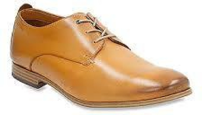 Clarks Lace up(Tan)