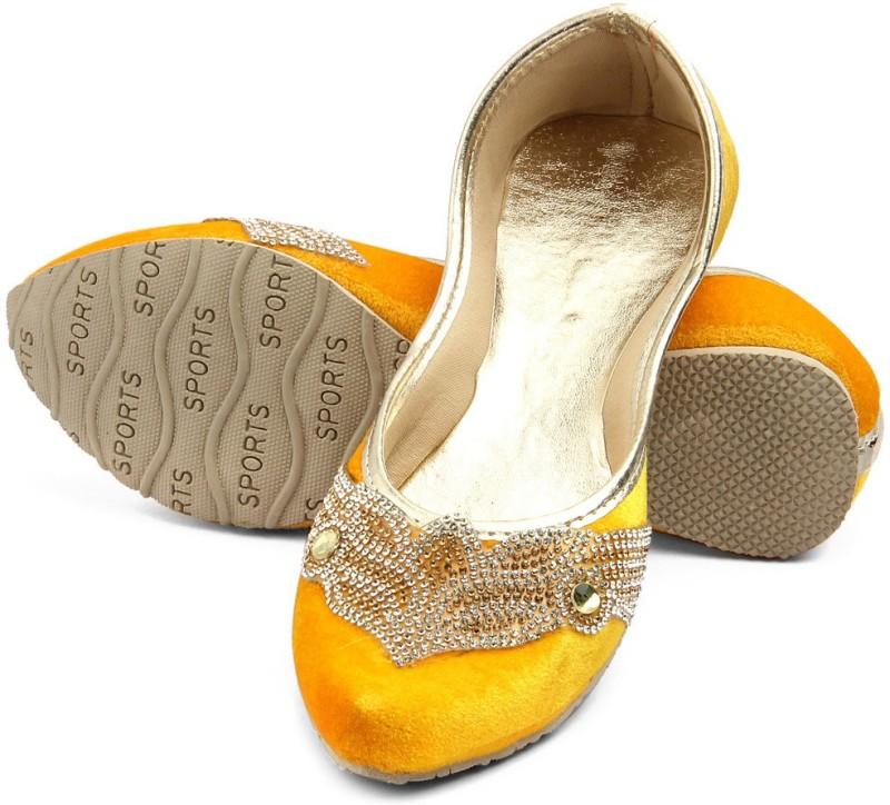 Ethnic Footwear - Mojris, Kolhapuris... - footwear