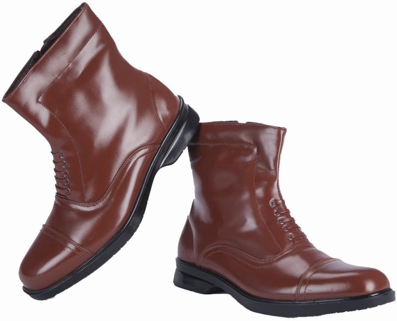 Alden Shoes Police Uniform Boots For