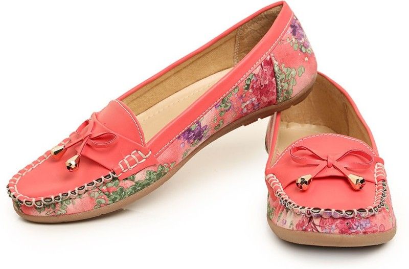 Bare Soles Loafers(Pink)