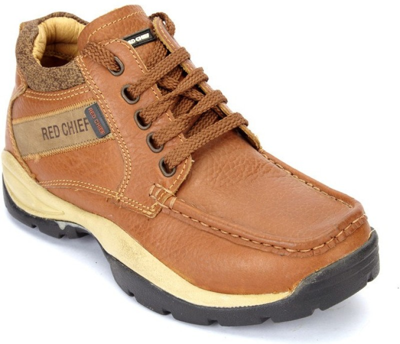 Red Chief Fashion wear Casuals For Men(Tan)