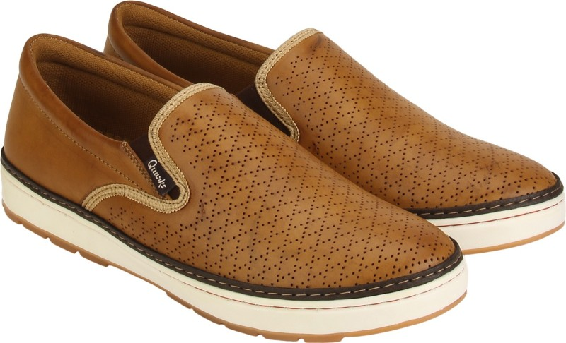 Quarks Loafers(Tan)