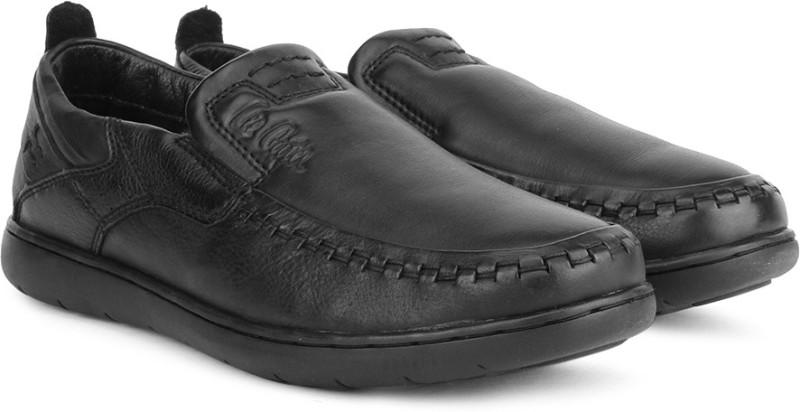 Lee Cooper Men Loafers(Black)