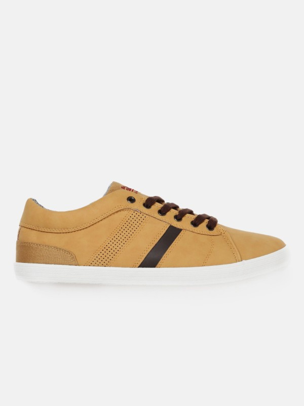 Roadster Sneakers For Men(Tan)
