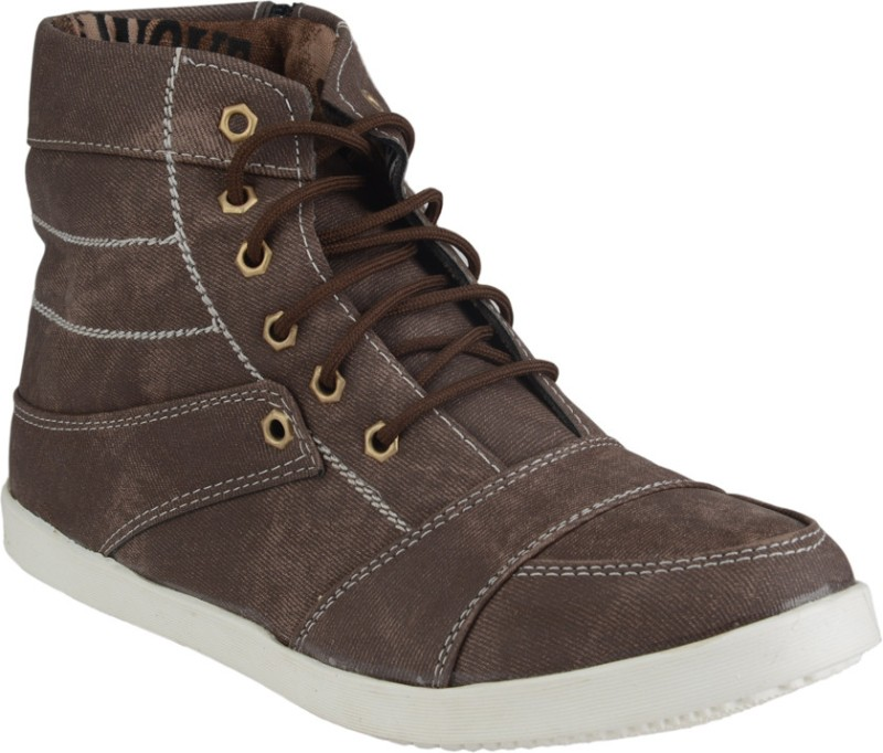 Prolific New Mount Boots For Men(Brown)