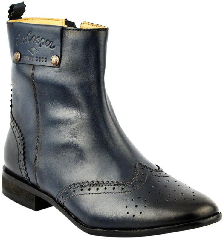 Lee Cooper Women Boots For Women(Blue)