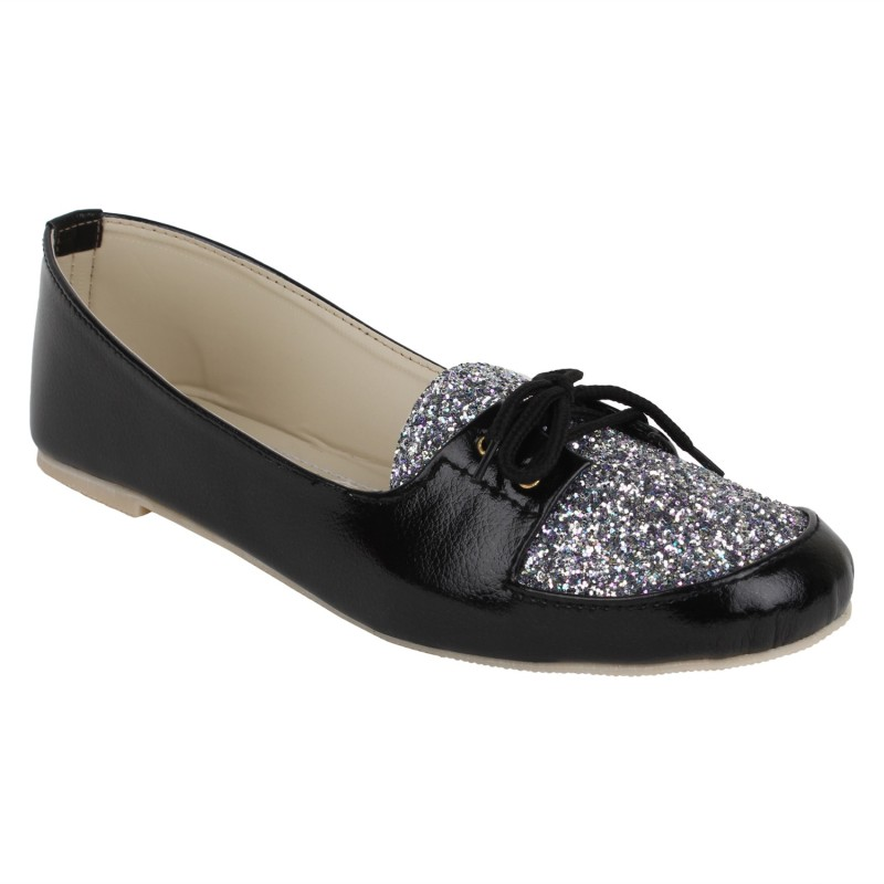 Authentic Vogue Loafers For Women(Black)