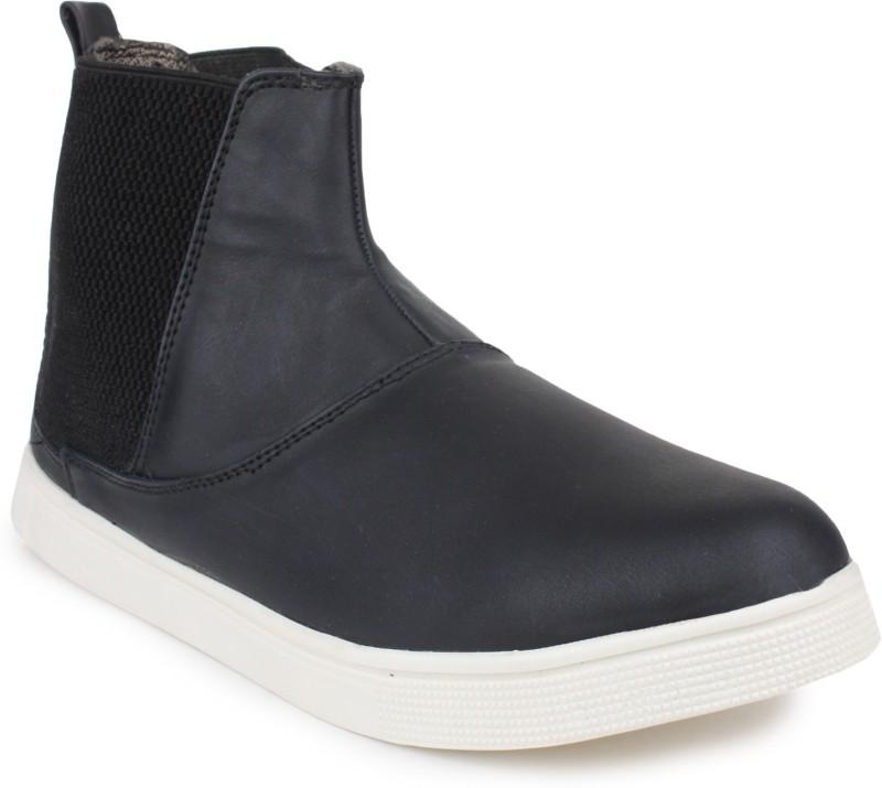 Jynx Caleido Boots(Black)