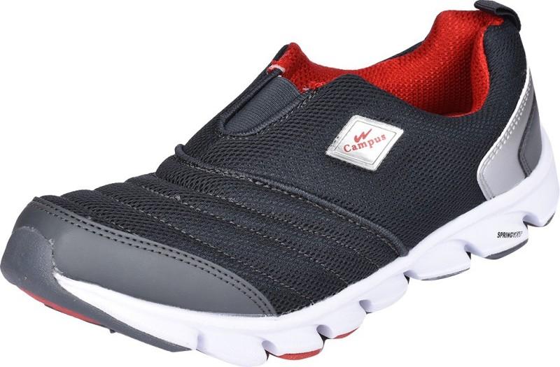 Campus Running ShoesGrey Red