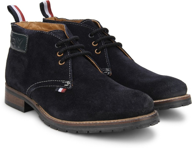 Superdry RYAN BOOT Boots For Men(Black)