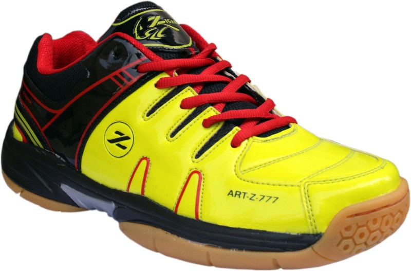 Zigaro Badminton Shoes For Men(Multicolor)