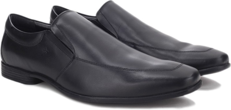 Arrow Slip on shoes For Men(Black)