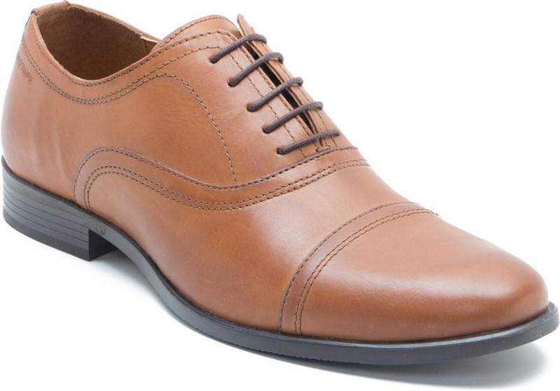 Red Tape Lace Up For Men(Tan)