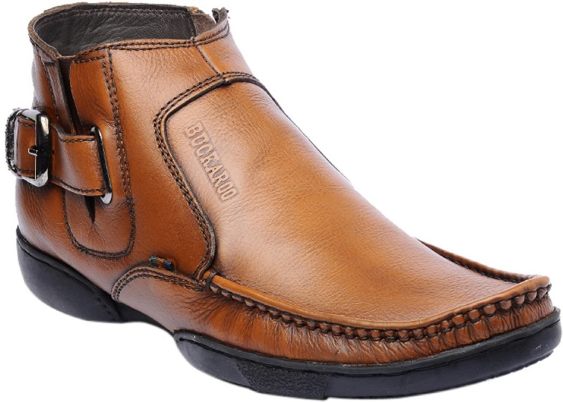 Buckaroo Boots For Men(Tan)