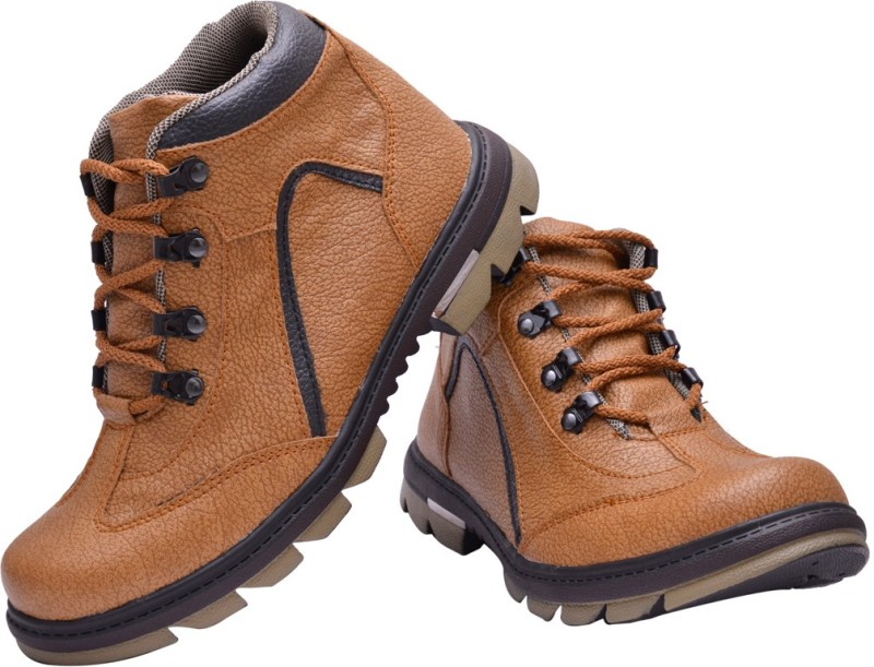Prolific X-Power Sole Boots(Tan)