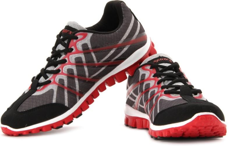 Sparx SM-170 Men's Running Shoes For Men(6, Red, Black, Grey) image