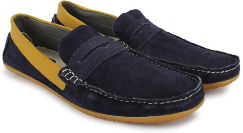 Knotty Derby Tom Loafer Loafers For Men(Blue)