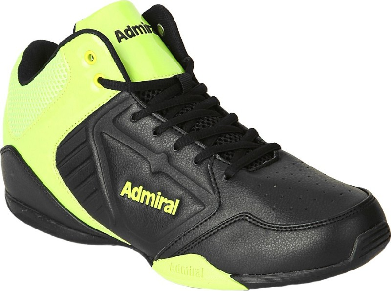 Admiral Karl Basketball Shoes For Men(Multicolor)