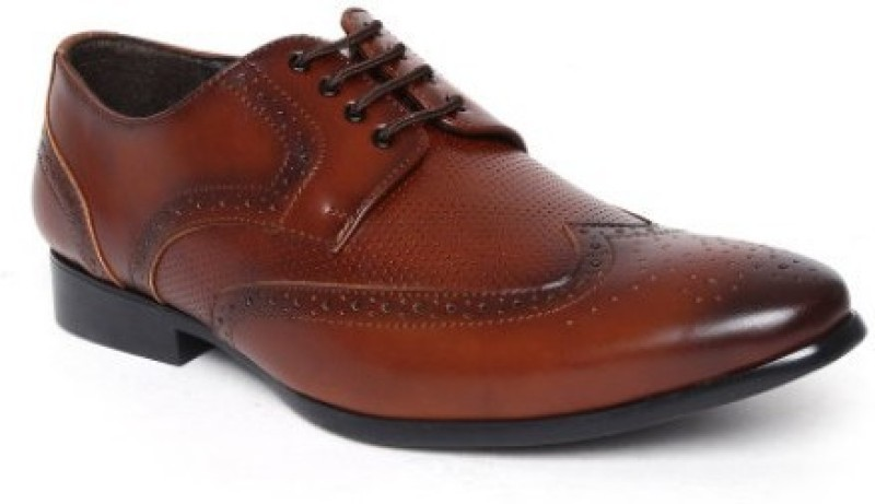 San Frissco Lace Up For Men(Tan)