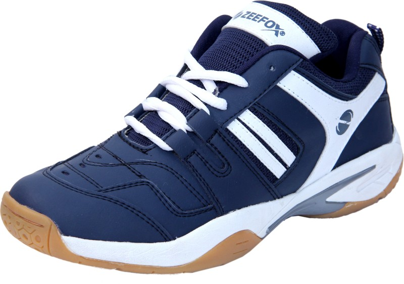 Zeefox Badminton Shoes For Men(Blue)