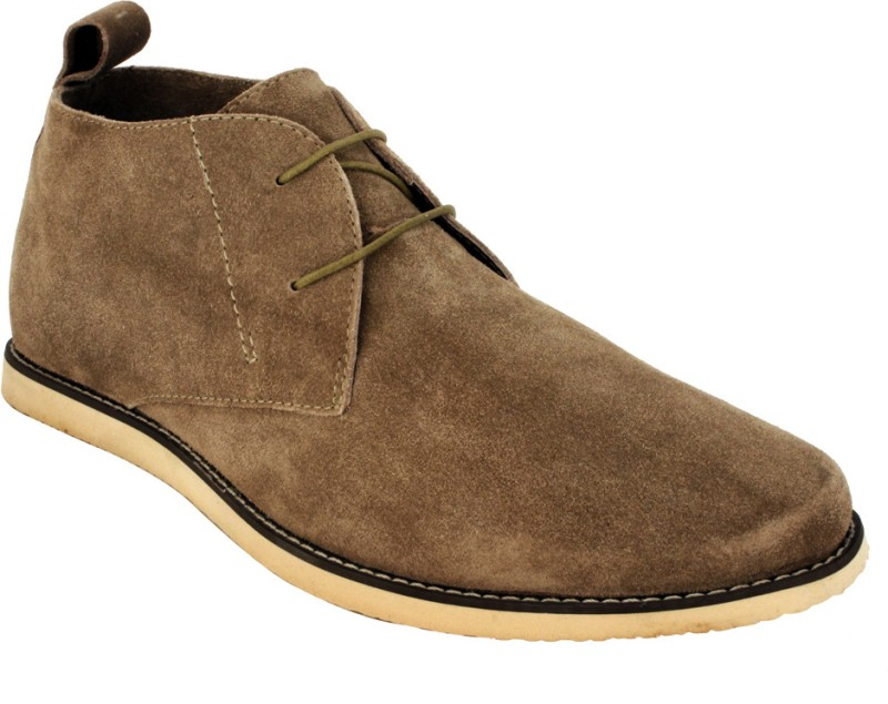 Urban Country Mens Boots For Men(Natural)