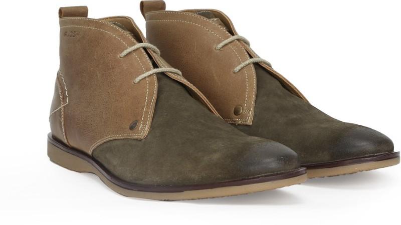 Ruosh Boots(Green)