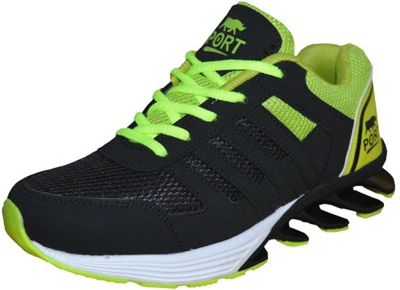 Port Rocker Green sports Running Shoes For Men(Green)