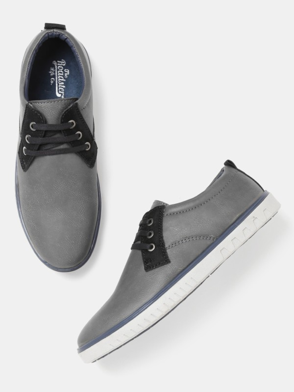 Roadster Sneakers For Men(Grey)