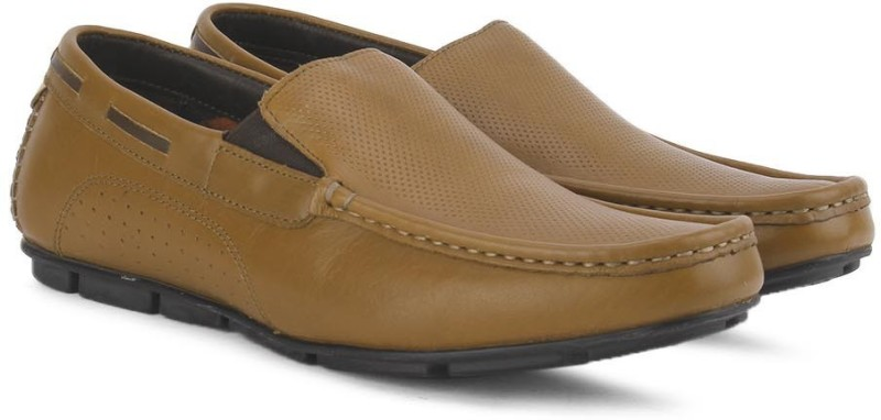 Lee Cooper Men Loafers For Men(Tan)