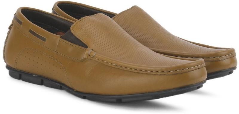 Lee Cooper Men Loafers For Men(Tan)