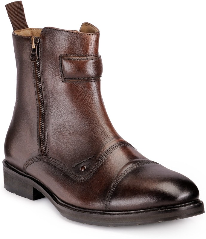 Teakwood Boots For Men(Brown)