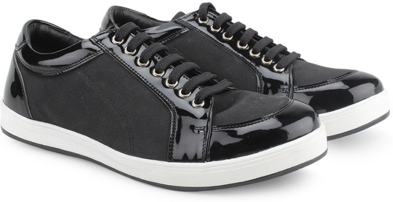 Knotty Derby Carrow Stitch Corporate Casuals For Men(Black)