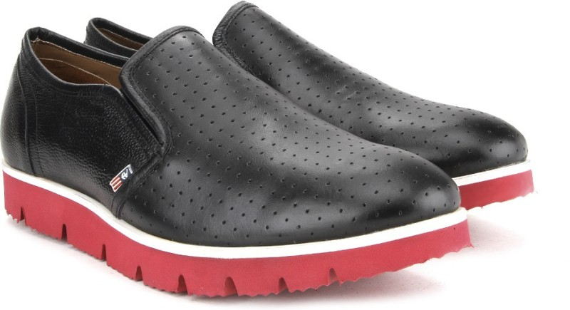 Arrow Loafers For Men(Black)