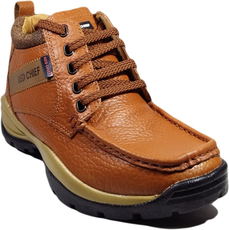 Red Chief RC2051 Boots(Tan)