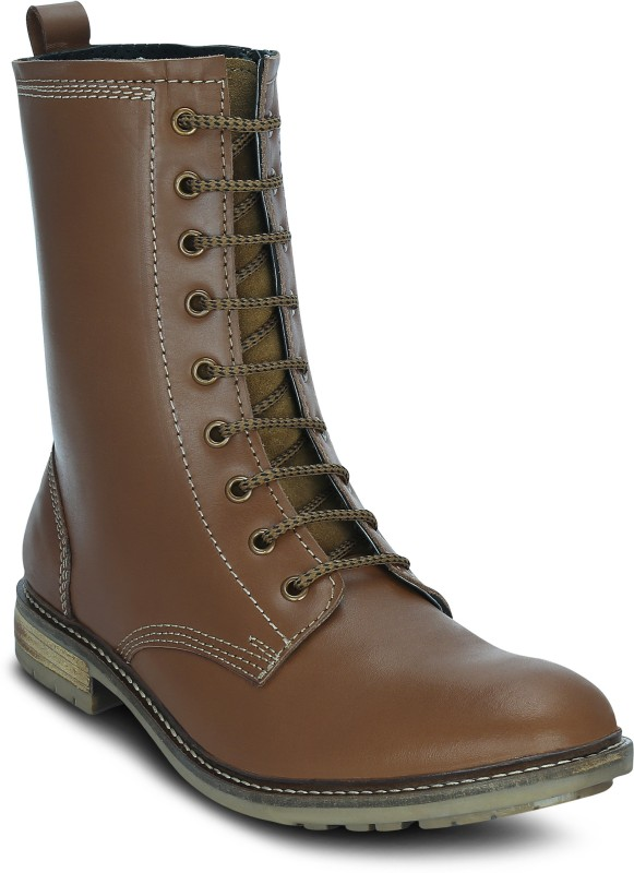 Get Glamr Dwyer Boots For Men(Brown)